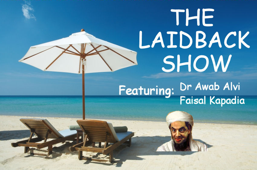 Laidback show episode 9