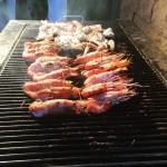 MMMMMM Shrimps BBQ..nom nom