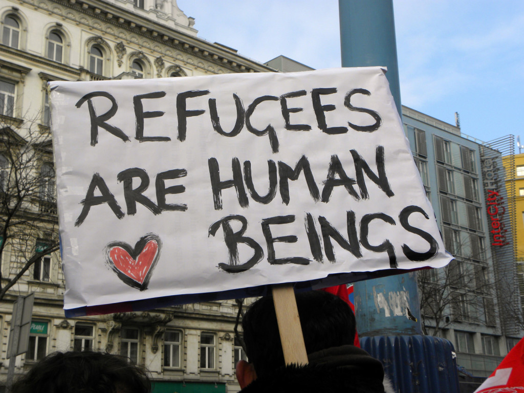 Refugees and our apathy